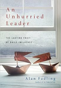 OF17Book - An Unhurried Leader