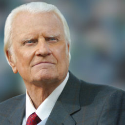 Salute to Rev. Billy Graham