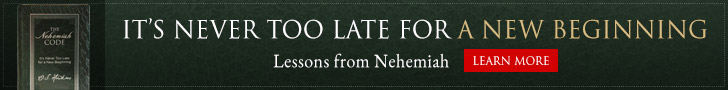 The Nehemiah Code - 728x90