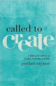 Book Outcomes - Winter 2018 Called to Create