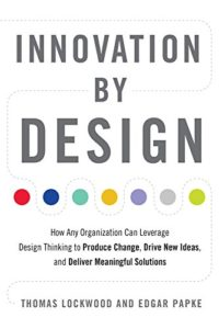 Book Outcomes - Winter 2018 Innovation by Design