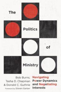 Book Outcomes - Winter 2018 Politics of Ministry